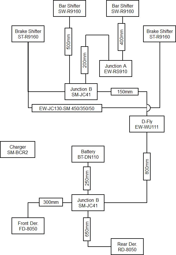 electronic wiring diagram, road wiring diagram, telephone junction box wiring diagram, lights wiring diagram, bike wiring diagram, on xtr di2 wiring diagram