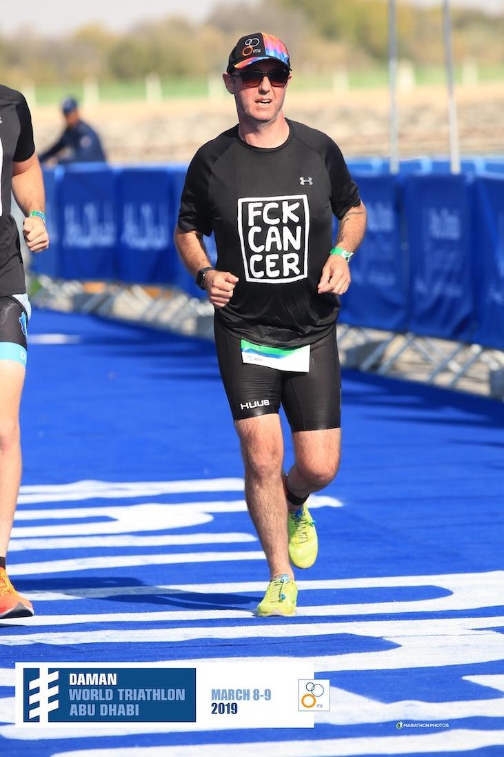 Anyone else racing with cancer?: Triathlon Forum